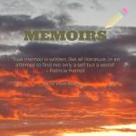 Memoirs button