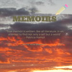 Memoirs button