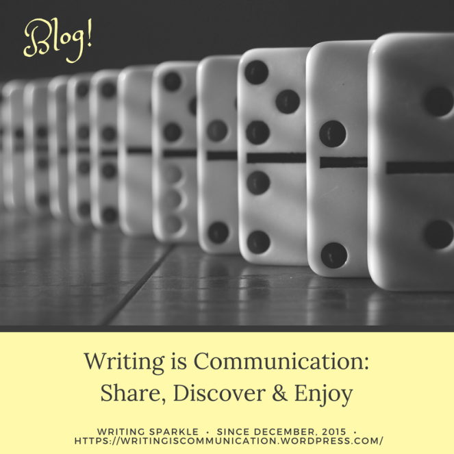 Writing is CommunicationShare, Discover & Enjoy