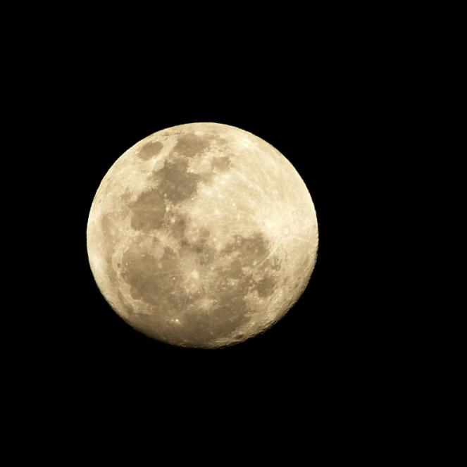 May 27 2019 moon